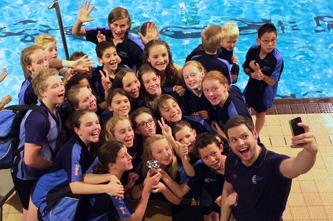 City Of Cambridge Swimming Club
